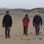 MCS walk at Walney island Feb 2012