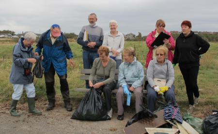Beach Clean September 2014