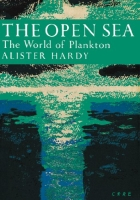 The Open Sea: The World of Plankton by (Sir) Alister Hardy, cover image from Amazon.